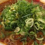 ヌードルダイニング 道麺 - 麻辣担々麺アップ