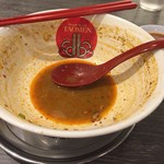 ヌードルダイニング 道麺 - ご馳走様