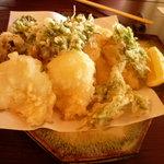 6652236 - 旬野菜の天ぷら