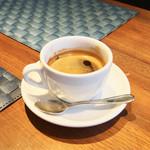 ドゥブルベ・ボレロ - ホットコーヒー