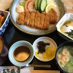 太子温泉内 レストラン - 料理写真: