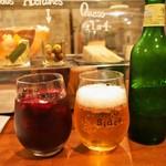 スペインバル sidra - サングリア & ハートランドビール
