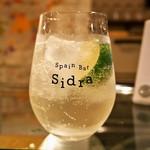 スペインバル sidra - レブヒート