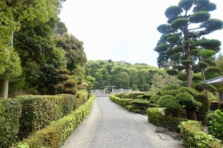 そば切り 蕎香 - [2017/04]今回の目的地は仁徳天皇陵に次ぐ大きさを持つ応神天皇陵です。