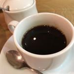 たまな食堂 - ランチのコーヒー