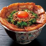 豚料理専門店 銀呈 - 銀呈オリジナルぶた丼