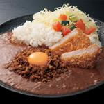 豚料理専門店 銀呈 - 赤身キーマカレー
