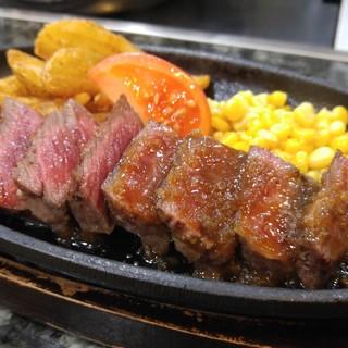 高クオリティーの鉄板料理を低価格で提供