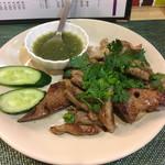 Thai Food&Bar NANA - タイ風ホルモン焼き 650円