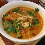 Thai Food&Bar NANA - トムヤムラーメン 880円