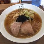 麺屋 翔 - あごだしラーメン