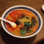 中華料理 西遊記 - 170425坦々麺880円