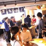 KURAND SAKE MARKET - 30名以上で貸切可!料理持ち寄りの日本酒パーティーしよう!
