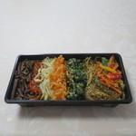 韓美膳デリ - チャプチェ弁当