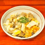 麺処 あす花 - '17.04 マヨ玉まかない丼