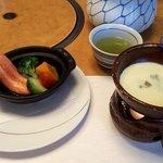66529692 - かに味噌チーズフォンジュ(2017.4)