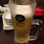 66533291 - 生ビールです。