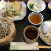 Tsukushimbo - 料理写真:ざるそば定食  1,000円(税込)