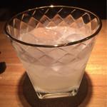 Bar 羽月2階 - ソルティドック(ジンベース)