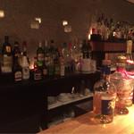 Bar 羽月2階 - 店内
