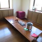 あかり亭 - 2階の別室。