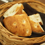 Tanterisa Shota - 自家製パン2017年4月
