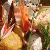 田舎茶屋 千恵 - 前菜(おまかせ膳)