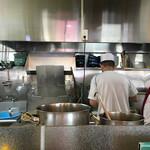 丹後屋 - 厨房