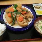 まるみつ食堂 - 料理写真: