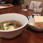 豆腐room Dy's - スープ&豆腐