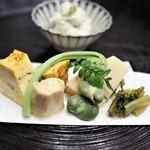 七草 - 前菜