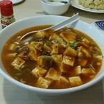 台湾料理 八福 - 麻婆麵