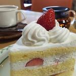 トリアノン - デラックスショートケーキ