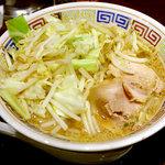 麺屋ZERO1 - ガッツリラーメン+野菜ミックス?