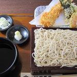 加賀屋 - 料理写真:天せいろ 全体