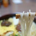 そうめん処 霞亭 - 料理写真: