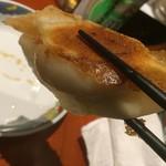 66540898 - 170416日 東京 你好 恵馨閣  羽根付き餃子実食!