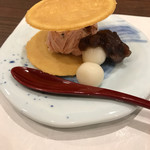 あなごと日本酒 なかむら - デザート