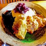 おやきの店 堀川 - 料理写真: