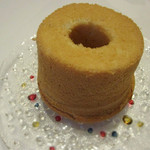 フェルヴェール - 小さなシフォンケーキ
