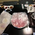海老天 - 肉