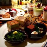 結庵 - 和素材と洋菓子の饗宴