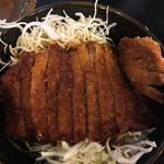 得正 - ソースカツ丼( ´∀`)