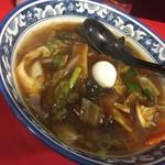 66543771 - 170426水 東京 天鳳空港店 天鳳麺