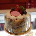 シンフォニー シフォン - ☆【シンフォニーシフォン 堂島店】さん…バースデーケーキ(≧▽≦)/~♡☆