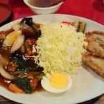 北京 - 料理写真:濃いオカズ!