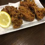 炭火焼鳥 まる - 料理写真:唐揚げ