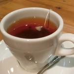 コミンカフェ - 紅茶はティーパック