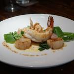 miura - オマール海老と帆立貝