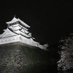 Irish pub Booties・・・ - 小倉城と桜